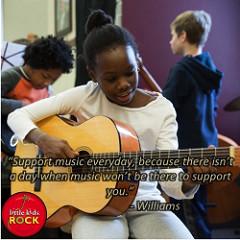 Little Kids Rock Music Maker