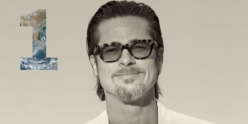 Brad Pitt, Celebrity, Earth Day