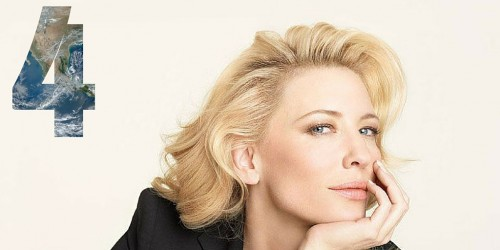 Cate Blanchett, Celebrity, Earth Day