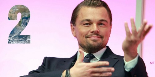 Leonardo Dicaprio, Celebrity, Earth Day