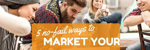 5 Ways to Market Your Nonprofit to Millennials