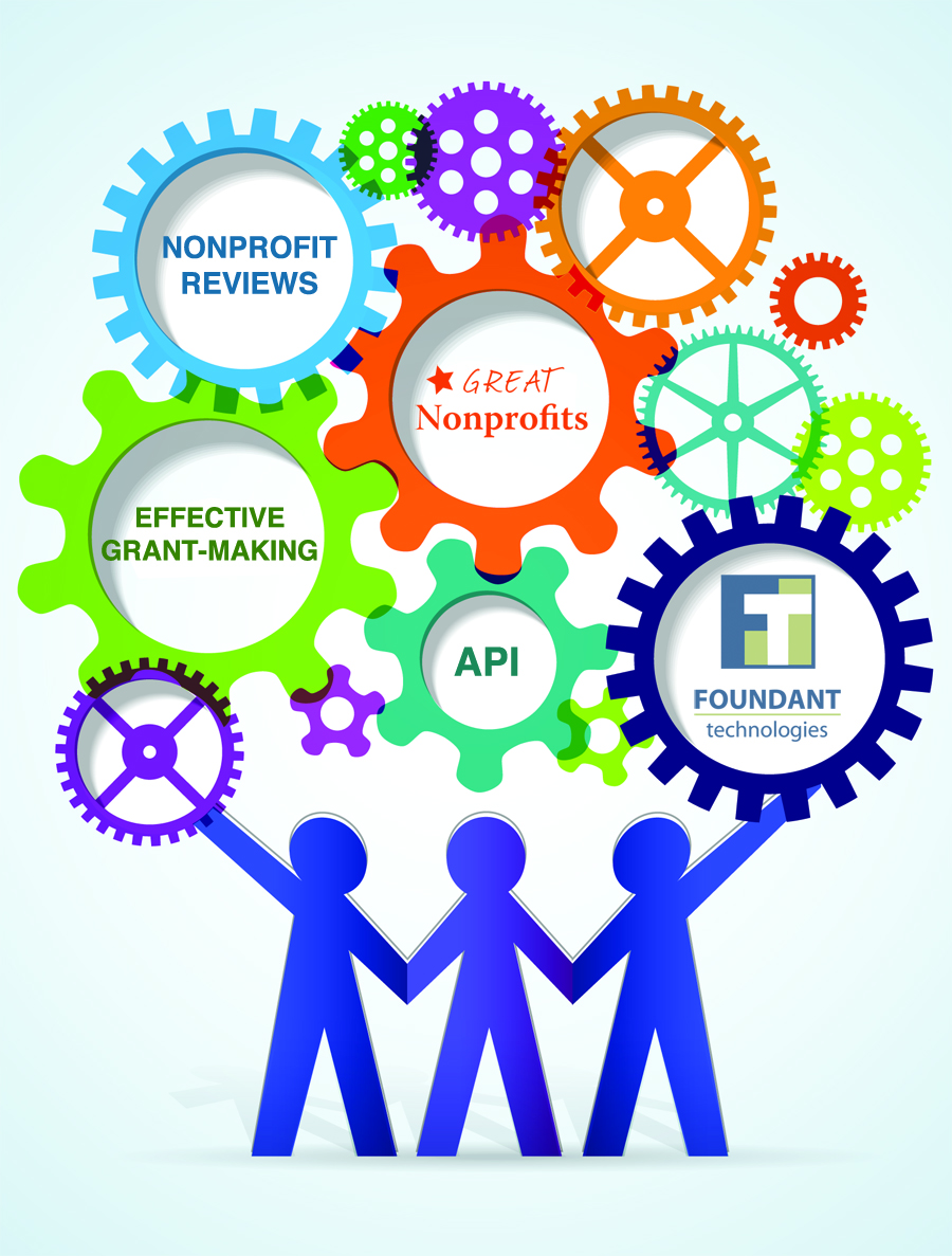 Foundant added to GreatNonprofits API Partner List