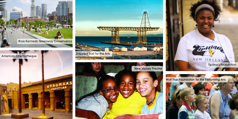 Read About Nonprofits Supporting Our Cultural Heritage From Coast to Coast