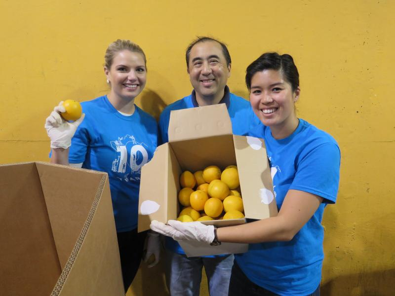Food-Related Community Nonprofits