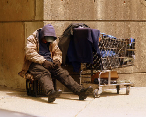 Charities Focused on Helping the Homeless