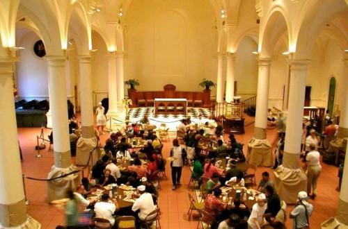Holy Apostles Soup Kitchen Design