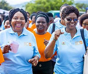 International Day of the Midwife celebration - Childbirth Survival International