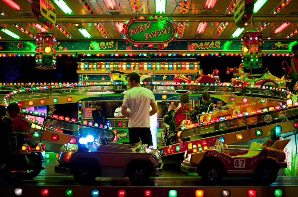 Outdoor Carnival