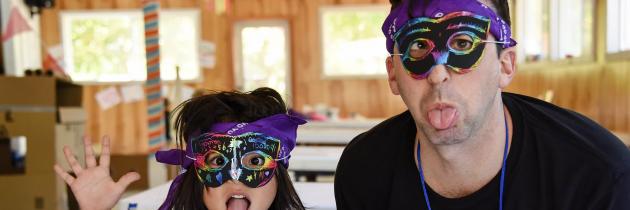 Nonprofit Spotlight: A Day at Milton Marks Family Camp