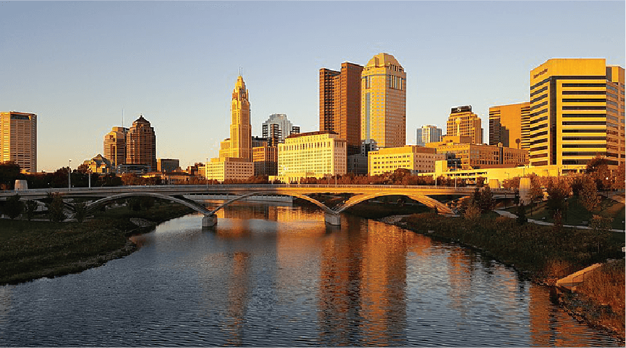 Columbus Skyline Another Believer Wikimedia Commons