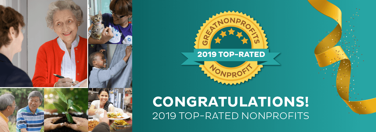 Congratulations to Our 2019 Top-Rated Nonprofits!