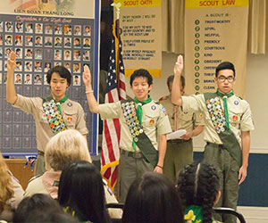 boy scouts National Capital Area Council Boy Scouts of America