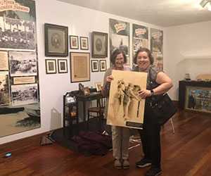 volunteers enjoying their visit Fort Lauderdale Historical Society Inc