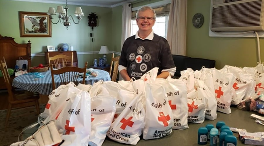 Become a Life Saving American Red Cross Volunteer