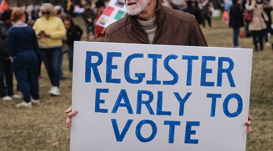 Voter Registration Organizations in America