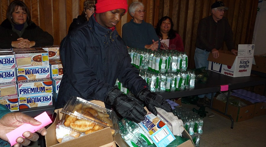 Food Programs Serving Those in Need: Support Your Local Food Pantry